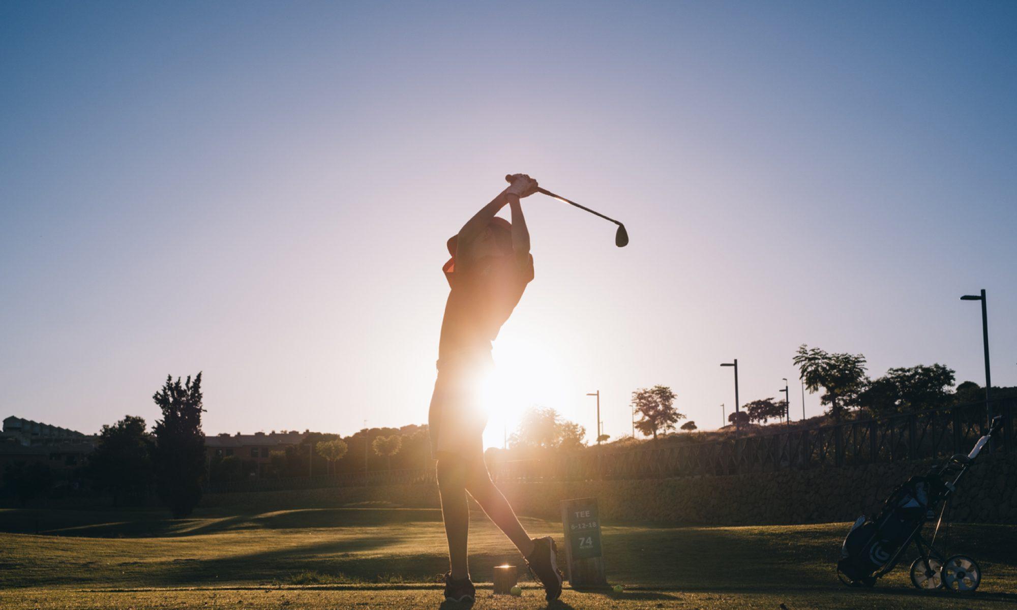 Héctor Gris - Golf